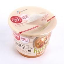 CJ) 햇반황태국밥(컵) [햇반] [밥] [조리식품]