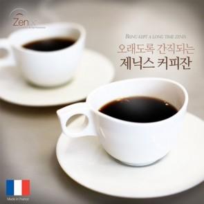 [아크록 제닉스] 커피잔 2인세트 (FRANCE MADE)