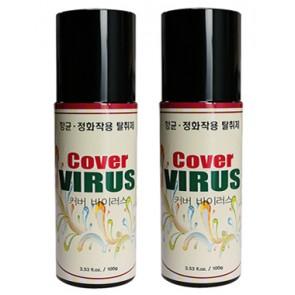 커버바이러스(COVER VIRUS) -100ml *  10EA