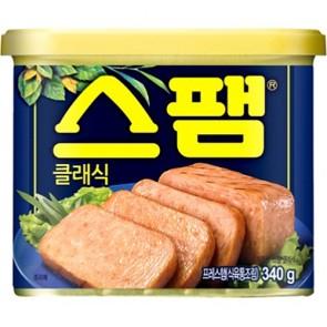 CJ) 스팸클래식340g [햄] [가공식품]