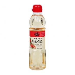CJ) 백설사과식초500ml [사과식초,식초,백설사과식초]
