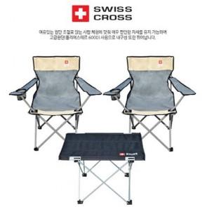 스위스크로스 뉴네오필 패밀리 체어 & 테이블
