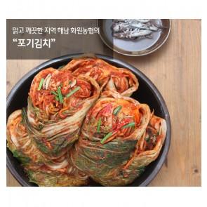 이맑은김치 [포기김치 - 새우젓 10kg]