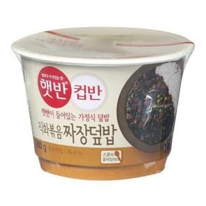 CJ) 햇반직화볶음짜장덮밥280G [밥] [햇반] [조리식품]