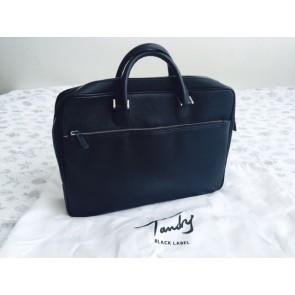 [중고]TANDY(탠디) 남성 가죽 서류가방