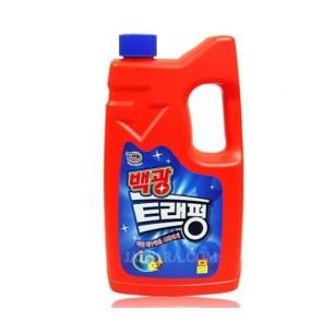 백광) 트래펑1L [배수관세정제,배수관청소,트래펑,청소]