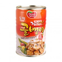 Dongwon) Ungangbang 400g [Bonjang] [Anchovy] [Processed Food] [Canned Food]