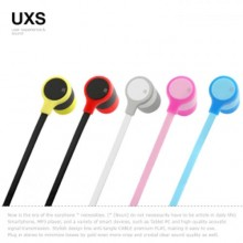 Rosette] earphone A3 [earphone, rosette earphone]