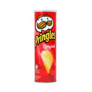 P & G) NEW Pringles Original 110g [sweets] [Pringles]